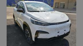 最大功率50千瓦 猎豹全新紧凑型纯电动SUV申报图曝光