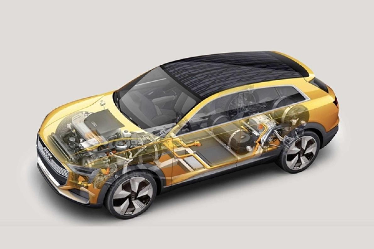 奥迪将与材料回收公司合作开发电池回收系统