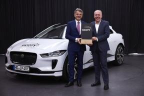 捷豹I-PACE因設計和實用性突出,獲得GCOTY汽車大獎