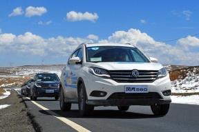 东风风光发布新车规划,未来将推出两款新能源车