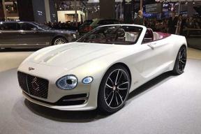 富豪们快来看,宾利的首款纯电动车型将在2025年推出