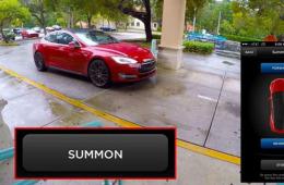 自动找停车位,还能读懂停车标志 特斯拉改进召唤功能