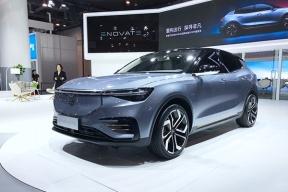 电咖ENOVATE首款SUV正式定名为ME7