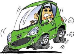 汽车用车技巧之常见的刹车系统三误区,汽车知识