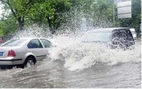 台风暴雨来袭 如何避开积水路段 知识介绍