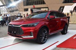 不止唐DM五座版,广州车展比亚迪还将预售这2款新能源车