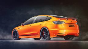 别看特斯拉Model 3便宜,最近它有了新款车钥匙和赛道模式