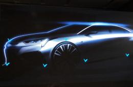 广汽正向研发的第二代产品,风阻媲美特斯拉,后天发布量产版!