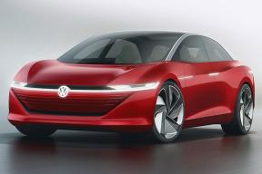 电动车平台可产5000万辆车 2020年推I.D.首款车,续航或到600 大众这次玩真的了!