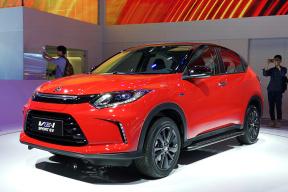 广汽本田首款纯电车型理念VE-1广州车展上市 补贴后售价17.08万元起