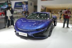 前途K50亮相广州车展,加速堪比宝马i8,价格不到它一半