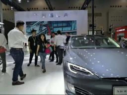 邦友广州车展之行-新能源汽车已逐渐成为我们的选择