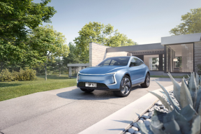 搭载四驱系统 金菓EV SF5明年第三季度上市