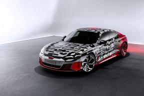 奥迪 e-tron GT 亮相洛杉矶车展 最接近Model S的电动车