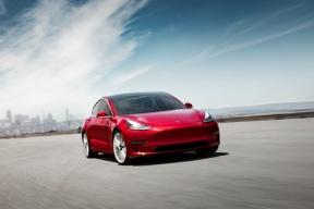 特斯拉发布Model 3高性能版的赛道模式,秒杀超跑?