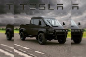 外媒用一张渲染图,居然引出了特斯拉皮卡车型的生产计划