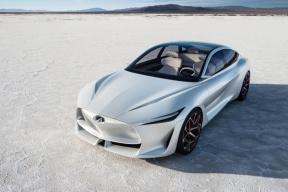现款概念车太不真实?英菲尼迪将于明年推更加接近量产的概念车
