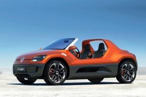 大众搞起纯电沙滩车,或在2019年日内瓦车展发布