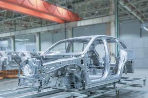 铝合金含量超过90%,我们获悉了蔚来ES6白车身的相关信息