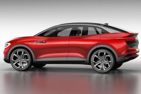 和途锐尺寸相近,大众全新7座纯电SUV将于明年4月亮相