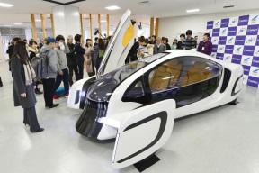 日本开发出坚固轻薄的聚合物材料,未来可用作车身材料