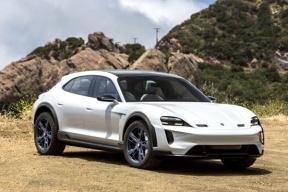用虚拟原型车做测试,保时捷明年推第二款电动汽车