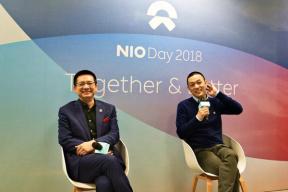 NIO Day當晚 李斌和秦力洪對蔚來的未來說了些什么?