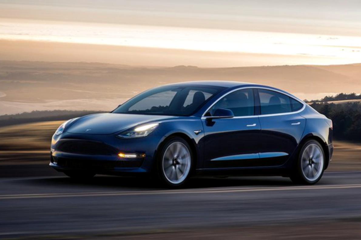 Model 3在华售价最高降价4.1万,最便宜的版本不到50万