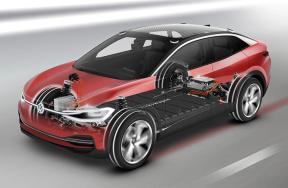 BBA都上了,大众也不能落后啊!首款纯电动SUV已经投产