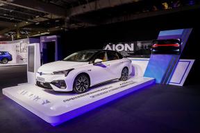 广汽新能源智能生态工厂今日竣工 定制化Aion S明年4月下线