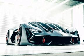 V12发动机+电机,售价300万美元,兰博基尼将推插混版超跑