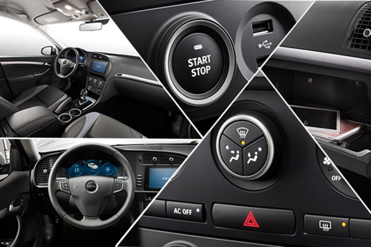 远程控制、ESP、防夹车窗……十几万的车这配置够丰富