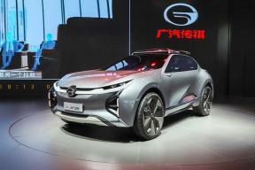广汽传祺将携全新概念车ENTRANZE亮相北美车展