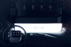 车机屏幕尺寸比我家电视都大!拜腾汽车将亮相2019国际消费电子展