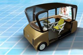 丰田将携两款概念舱亮相2019 CES展 专为自动驾驶车辆设计
