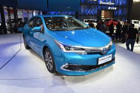 补贴后预计19.46万元,卡罗拉双擎E+要跟中型车抢市场?