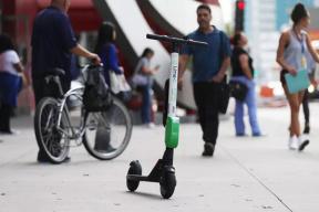 中国的共享单车凉了,美国的共享滑板还好吗?