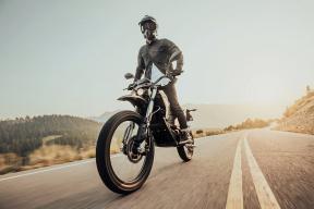 能够媲美专业越野车的电动摩托,竟然是摩托车中的特斯拉