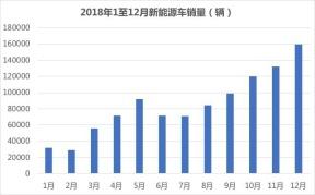 2018年销量出炉!全年乘用新能源车销量累计突破100万
