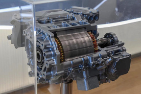 体积更小,功率更大 疑似广汽新能源AION电机和电池组照片曝光