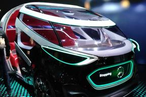 奔驰全新无人驾驶概念车亮相美国CES展:最多可载12人