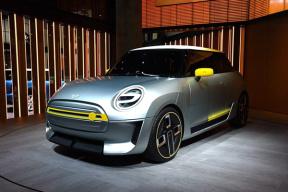 注重的是性能,续航不Care!MINI将于今年8月推出电动版车型