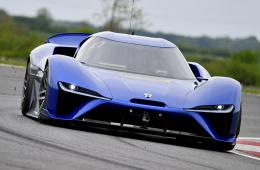 蔚来EP9现身汽车节目《The Grand Tour》,汽车评测最高殿堂