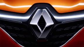 2020年推插混版 全新雷诺Clio预告图来了!