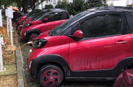 广西发布新能源车推广政策,不限行不限号,停车费减半