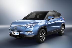 预售价13-17万元,订车要找当地经销商,江淮iEVS4开启预定