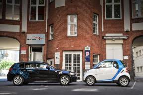 宝马戴姆勒成立共享汽车合资公司,对抗Uber