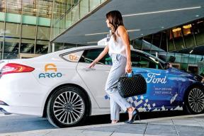 福特自动驾驶小伙伴Argo AI获准在加州路测