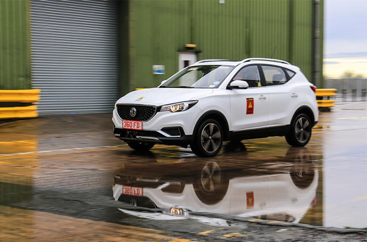 名爵ZS纯电动车将于今年9月在英国开售