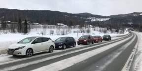 冰天雪地也挡不住,2019年1月,挪威电动汽车销量强势开年